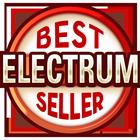 Medal for Best Electrum Seller on DriveThruRPG.com